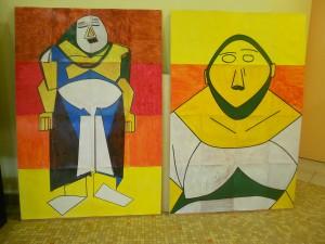 projet Picasso terminé.